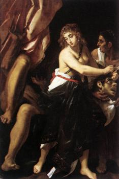 Giovanni Baglione : Judith and the Head of Holofernes